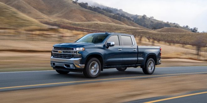 2020 Chevrolet Silverado Turbo-Diesel Detailed