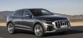 2020 Audi SQ8 Revealed With Diesel V-8