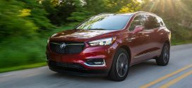 "Buick Working on ""Baby Enclave"""
