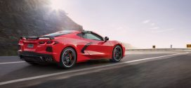 2020 Corvette Stingray Starts at $59,995