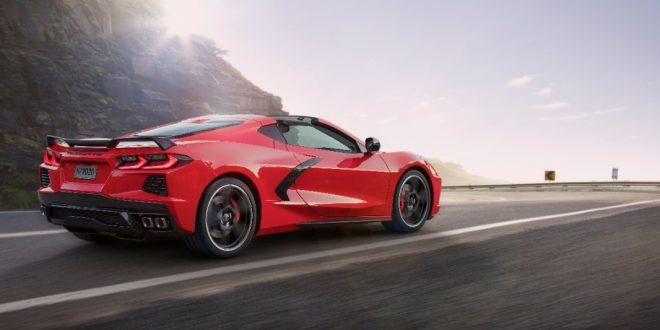 Mid-Engined C8 Corvette Supports Electrified Powertrains