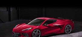 Here's the 2020 Chevrolet Corvette Stingray