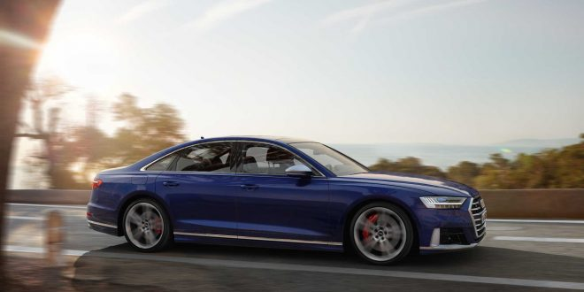 2020 Audi S8 Revealed With 563 HP