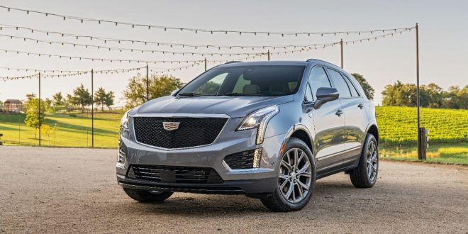 2020 Cadillac XT5 Bows With Revised Look, More Choice