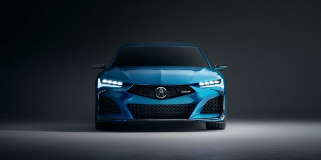 Acura Type S Badge Reappears on new Concept