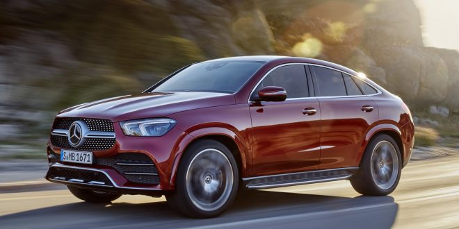 2021 Mercedes-Benz GLE Coupe Doubles-Down on Style ...