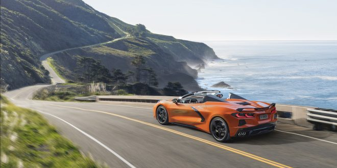 2020 Corvette Convertible Rolls Out With Retractable Hardtop
