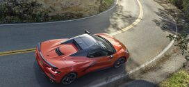 GM Suspends 2020 Chevrolet Corvette Orders