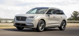 2021 Lincoln Corsair Adds Plug-In Hybrid Option