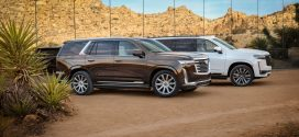 2021 Cadillac Escalade Ups Luxury Game